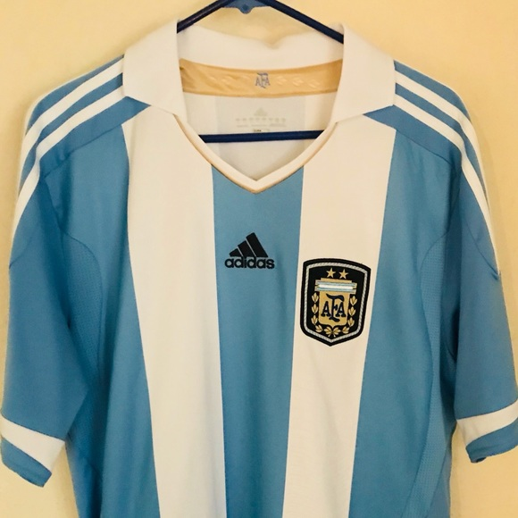 99b0ea80e adidas Other - Perfect Condition 2011 Adidas Argentina Home Kit